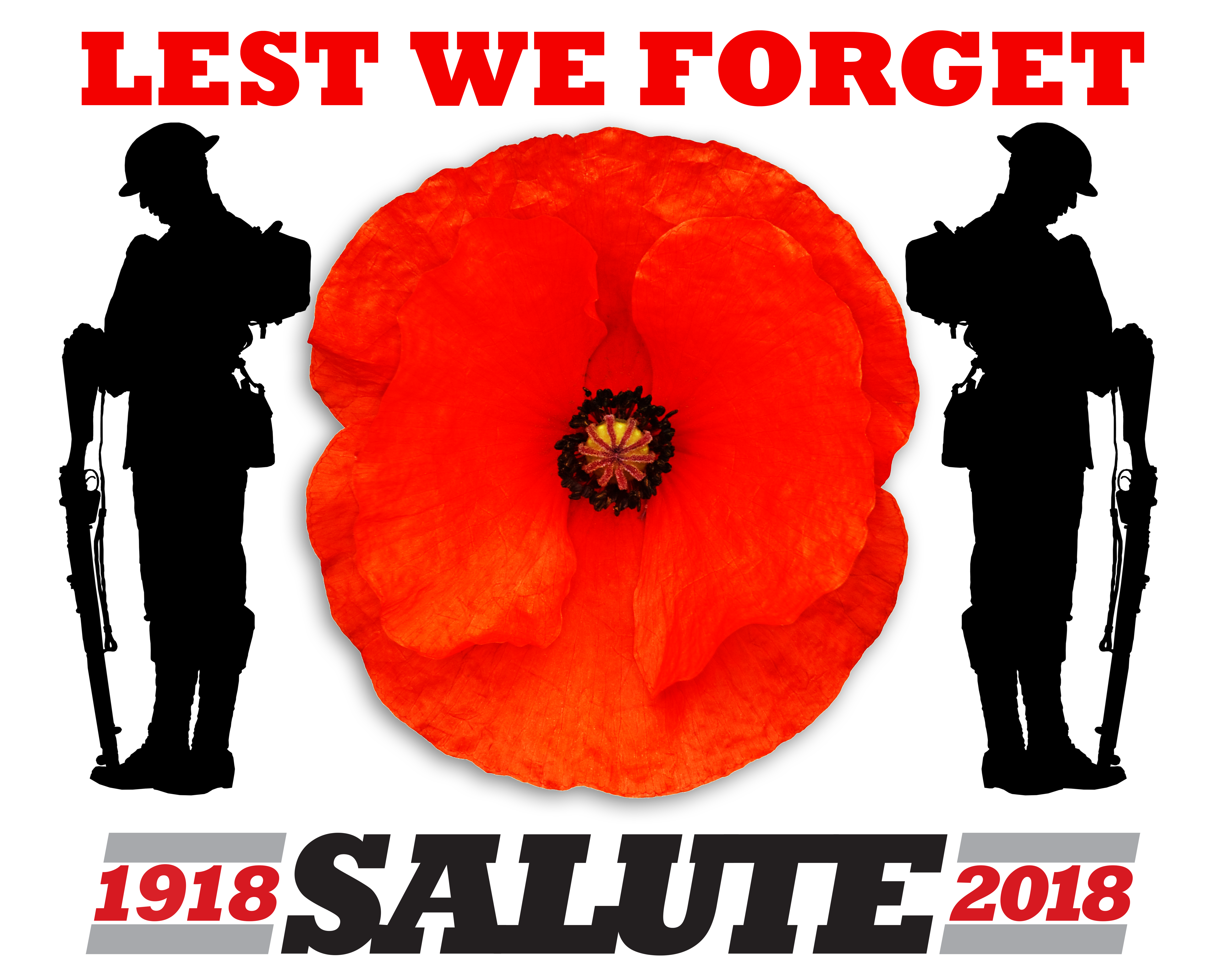 Salute 1918-2018